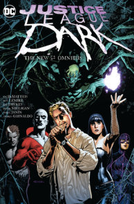 Justice League Dark: The New 52 Omnibus