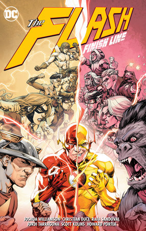The Flash Vol. 15: Finish Line by Joshua Williamson
