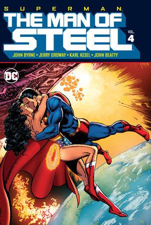 Superman: The Man of Steel Vol. 4 by John Byrne