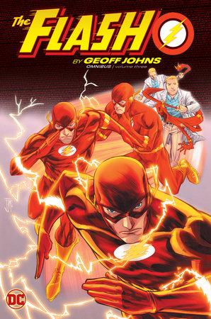 The Flash by Geoff Johns Omnibus Vol. 3 by Geoff Johns