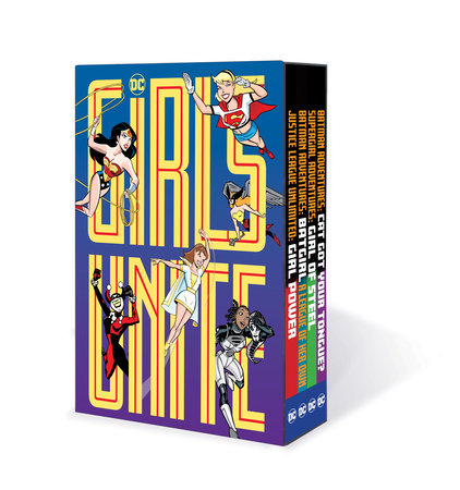DC Comics: Girls Unite! Box Set by Various