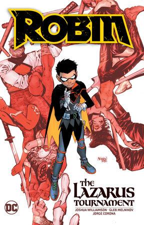 Robin Vol. 1 by Joshua Williamson