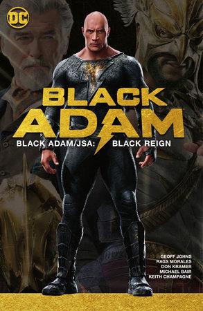 Black Adam/JSA: Black Reign (New Edition) by Geoff Johns