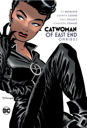 Catwoman of East End Omnibus by Ed Brubaker