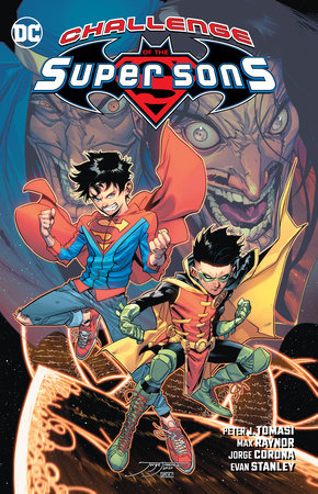 Challenge of the Super Sons by Various