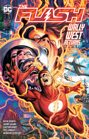 The Flash Vol. 16: Wally West Returns by Various