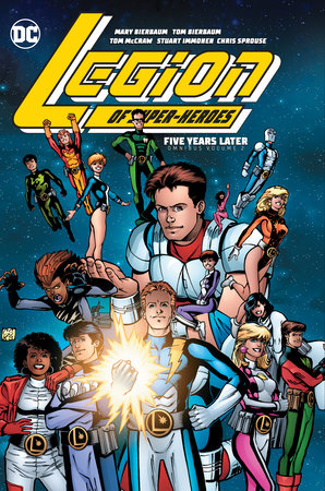 Legion of Super-Heroes Five Years Later Omnibus Vol. 2 by Mark Waid
