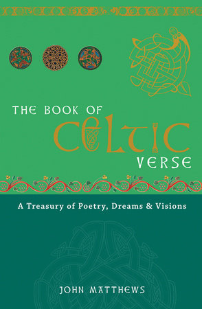 The Book of Celtic Verse by John Matthews