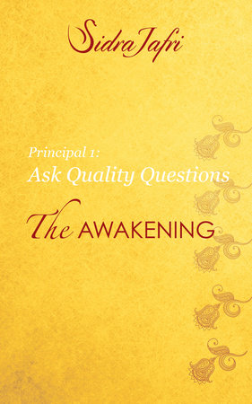 Ask Quality Questions by Sidra Jafri