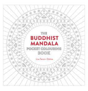 Buddhist Mandala Pocket Coloring Book