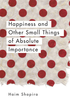 Happiness and Other Small Things of Absolute Importance by Haim Shapira