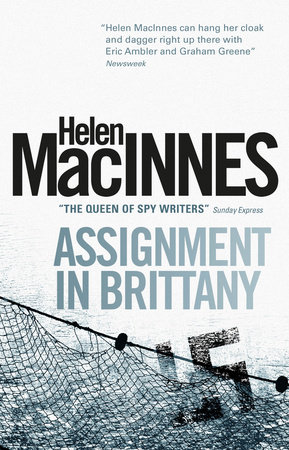 Assignment in Brittany by Helen Macinnes