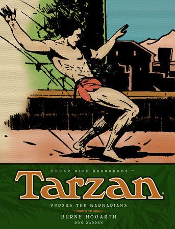 Tarzan - Versus The Barbarians (Vol. 2) by