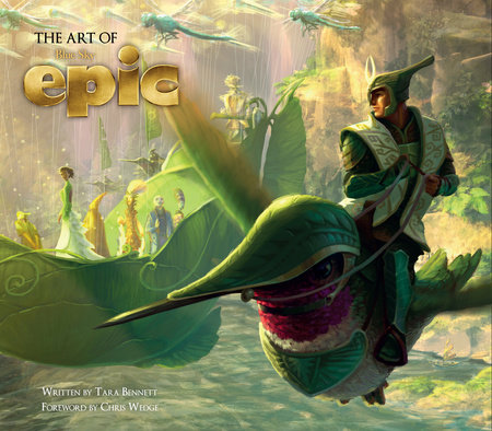 The Art of Epic by Tara Bennett