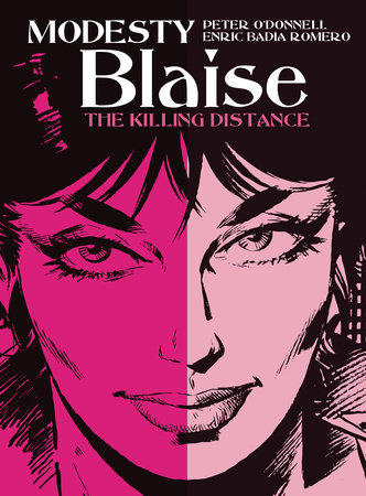Modesty Blaise: The Killing Distance by Peter O'Donnell