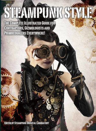 Steampunk Style by Titan Books