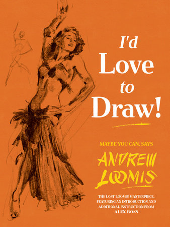 I'd Love to Draw! by