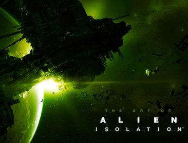 The Art of Alien: Isolation