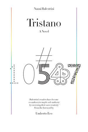 Tristano by Nanni Balestrini