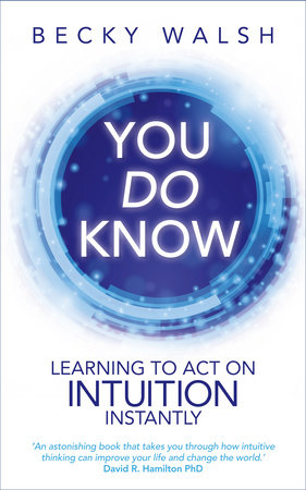 You Do Know by Becky Walsh