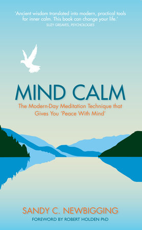 Mind Calm by Sandy Newbigging