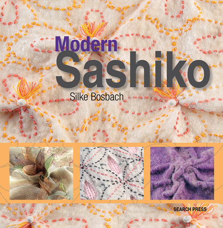 Modern Sashiko by Silke Bosbach