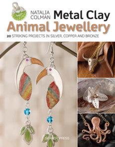 Metal Clay Animal Jewellery