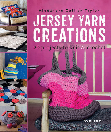 Jersey Yarn Creations by Alexandre Callier-Taylor
