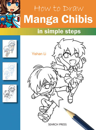 How to Draw Manga Chibis in Simple Steps