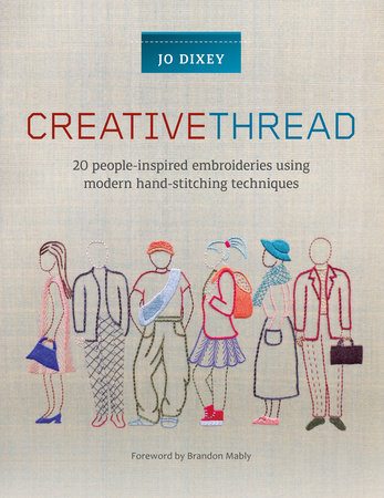 Creative Thread by Jo Dixey