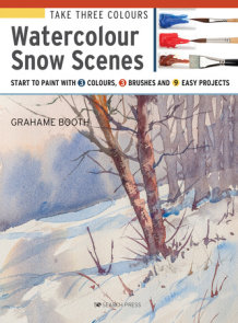 Take Three Colours: Watercolour Snow Scenes