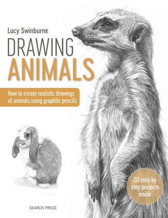 Drawing Animals by Lucy Swinburne