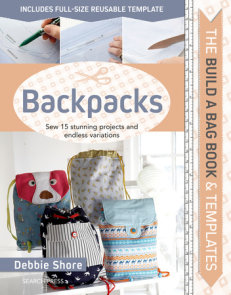Build a Bag Book & Templates: Backpacks