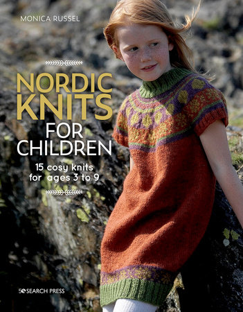 Nordic Knits for Children by Monica Russel