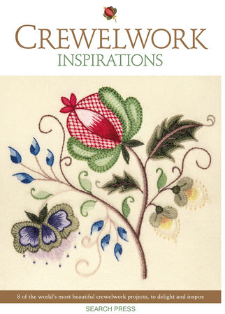 Crewelwork Inspirations by Inspirations Studio