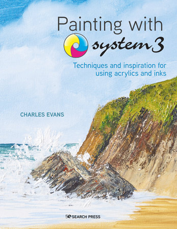 Painting with System 3 by Charles Evans
