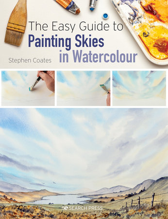 Easy Guide to Painting Skies in Watercolour, The by Stephen Coates