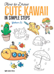 How to Draw: Cute Kawaii in Simple Steps