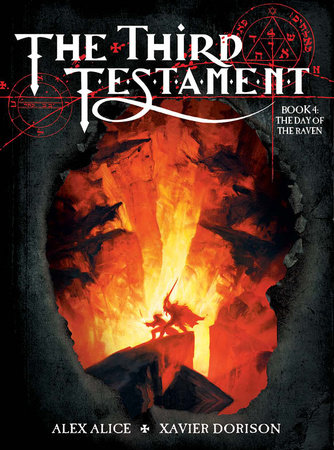 The Third Testament Vol. 4: The Day of the Raven by Xavier Dorison