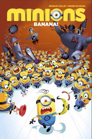 Minions: Banana! by Titan Comics