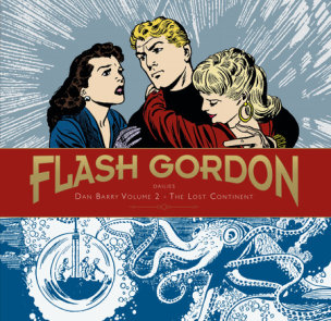 Flash Gordon: Dan Barry Volume 2 - The Lost Continent