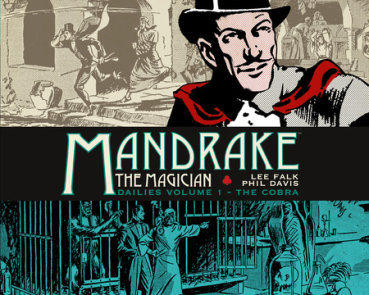 Mandrake the Magician: Dailies Vol. 1: The Cobra