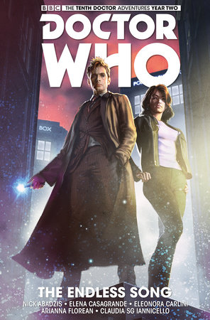 Doctor Who: The Tenth Doctor Vol. 4: The Endless Song