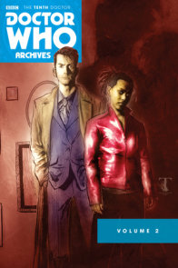 Doctor Who Archives: The Tenth Doctor Vol. 2