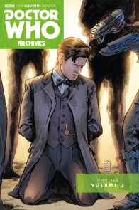 Doctor Who: The Eleventh Doctor Archives Omnibus Volume 3