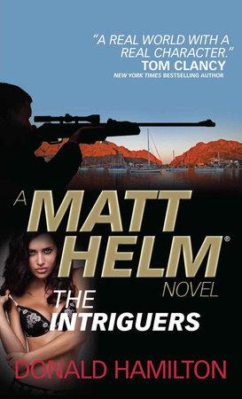 Matt Helm - The Intriguers
