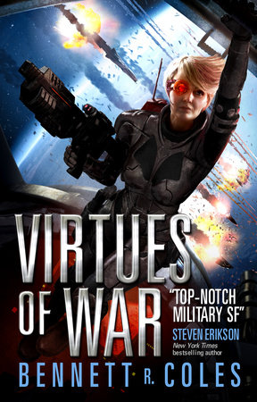 Virtues of War by Bennett R. Coles