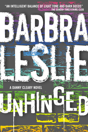 Unhinged by Barbra Leslie