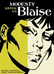Modesty Blaise: Ripper Jax