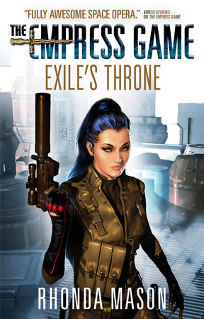 Exile's Throne by Rhonda Mason